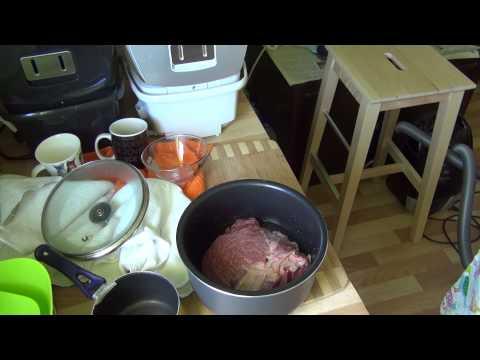 Тушеное мясо в собственном