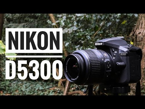 Nikon D5300 Kit  - Ideal DSLR for Beginners?
