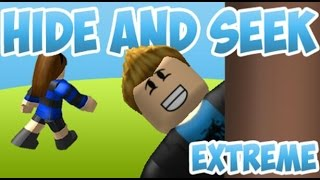 Play hide-Hide [Hide and Seek Extreme] Roblox #Malaysia