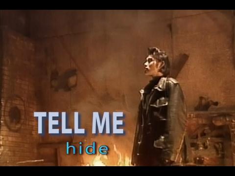 TELL ME (カラオケ) hide