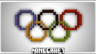 Minecraft Olympic Pilot Video  Funny Moments