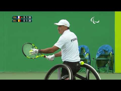 Wheelchair Tennis | HOUDET v GERARD | Men´s Singles Bronze M