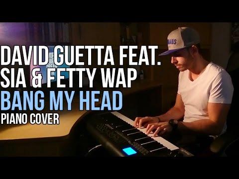 David Guetta feat. Sia & Fetty Wap - Bang My Head (Piano Cover by Marijan)