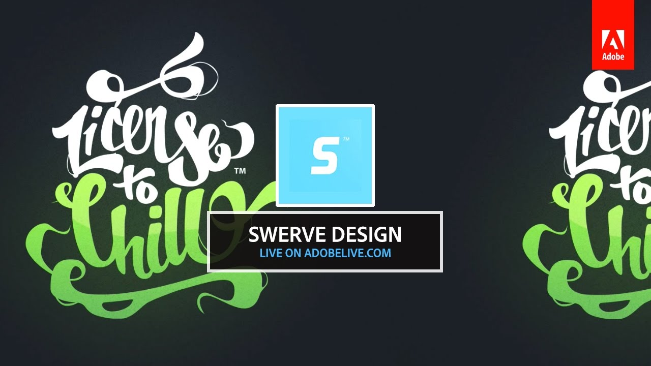 Live Illustration in Illustrator with Swerve Design - Hosted by Rufus  Deuchler