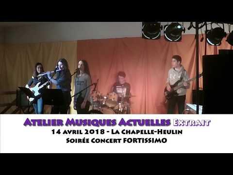 Extraits Concert Fortissimo Atelier Musique Amplifiée