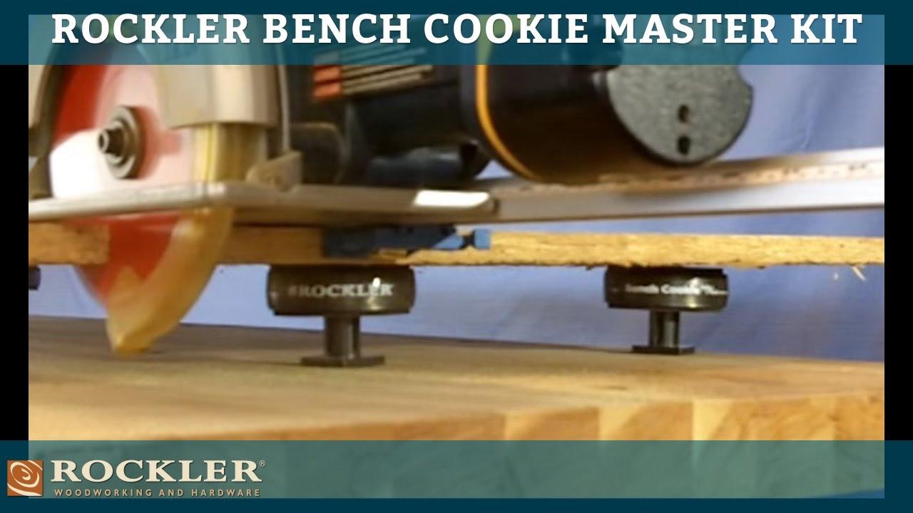 Rockler Bench Cookie Master Kit Youtube
