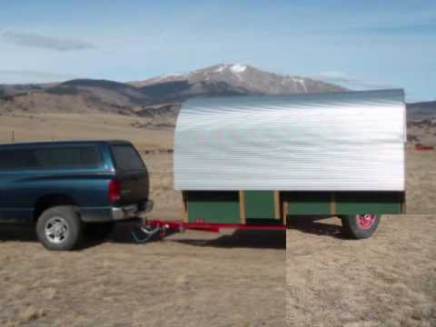 Sheep Wagon For Sale - Youtube