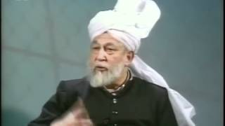 Liqa Ma'al Arab 22 November 1995 Question/Answer English/Arabic Islam Ahmadiyya