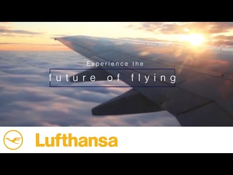 FlyingLab: The Future of Flying | Lufthansa