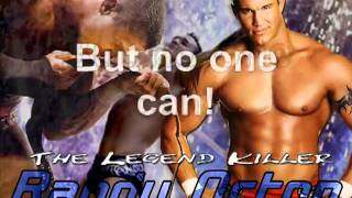 Randy Orton - Burn In My Light Lyrics