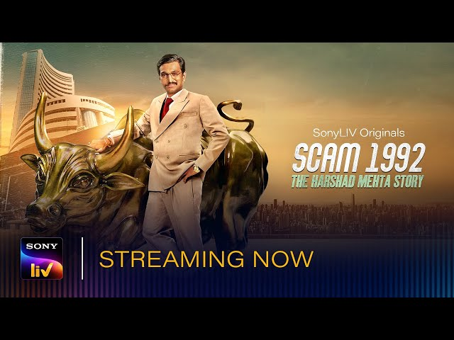 Scam  1992 - The Harshad Mehta Story | Streaming NOW