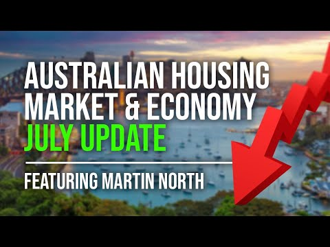 Australian Housing Market & Economy - July Update