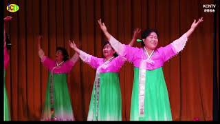 제1회 위해시 조선족노인협회 창립 문화예술공연