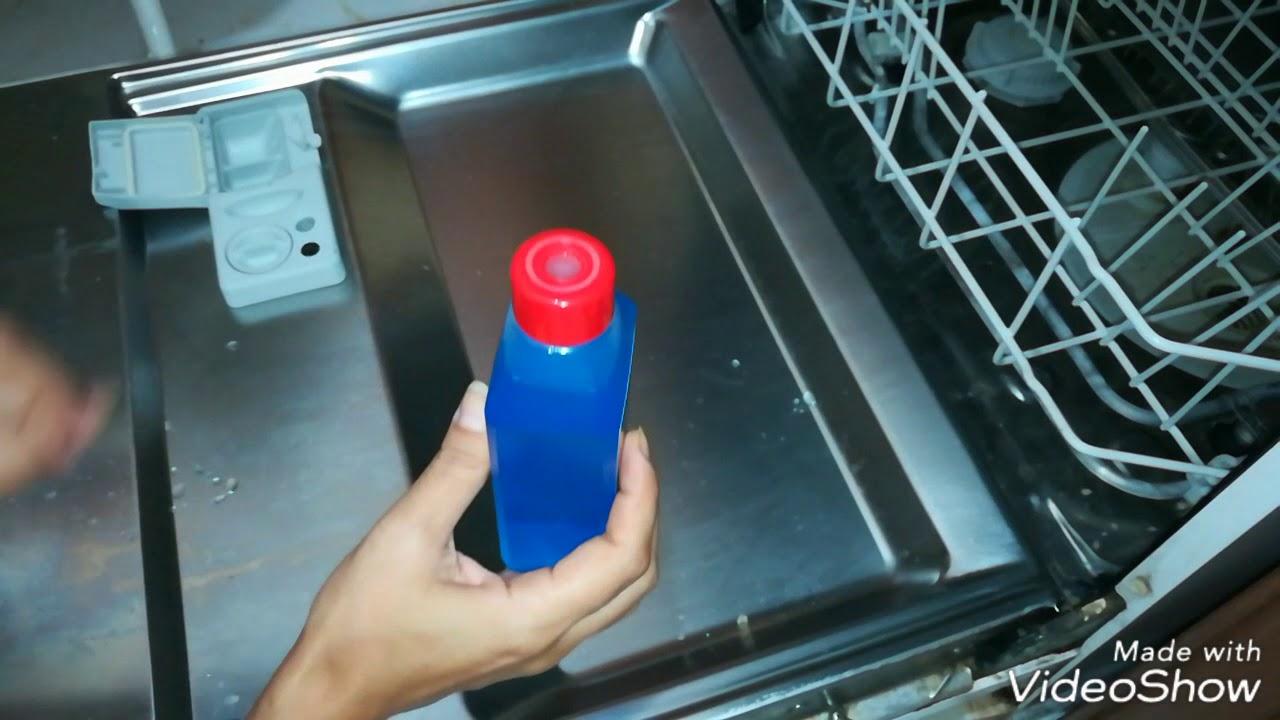 Bulaşık makinası tableti ve neler kullanılmalı ''Dishwasher tablet''