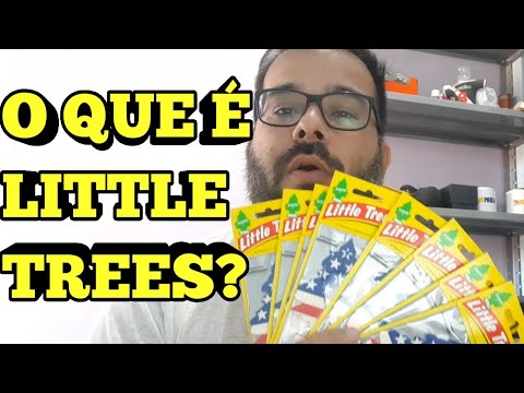 O QUE É LITTLE TREES ? PARA O QUE SERVE ? VEJA !!!