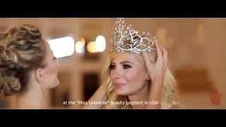 Miss Ukraine Universe 2015. The award ceremony