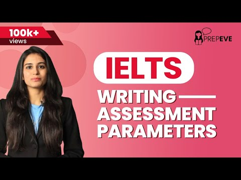IELTS Online Coaching - Free Course - Video 1.2 - Writing Parameters And Assessment Criterion