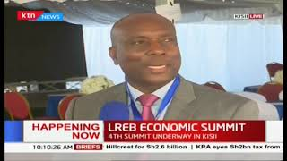 Happening now :  What we expect from the LREB summit