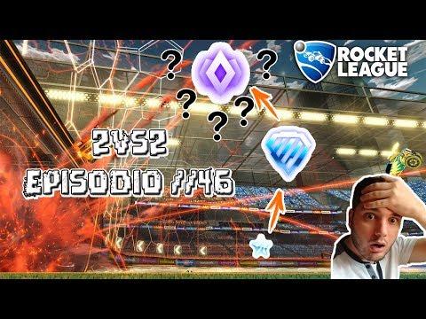 Rocket League #2vs2 Episodio 46 ESTO ES REAL??? O...M...G!!!