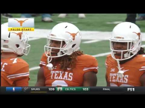 2016 TCU at Texas