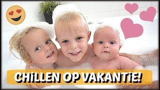 AVOND ROUTiNE iN PRiVE WELLNESS 💖 | Bellinga Familie Vloggers #1083