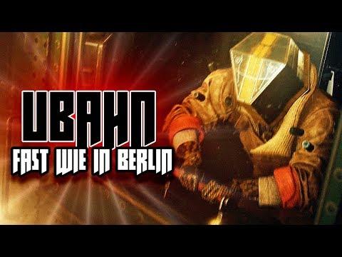 WOLFENSTEIN 2 ⛔ 010: Fast wie die BERLINER U-BAHN