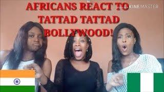 Tattad Tattad Ramji Ki Chal - Full Song - Goliyon Ki Rasleela Ram-leela Reaction video by the Miller