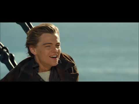 Titanic - I`m the king of the world! - Full scene HD