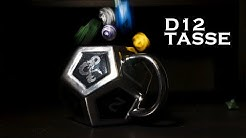 Entschieden episch: Dungeons&Dragons D12 Tasse