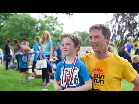Roundhay Primary Schools Run for Fun 2016  Preston Baker