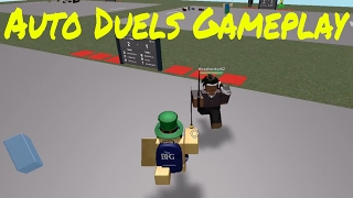 Roblox Auto Duels Gameplay (With Some Friends)