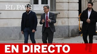 DIRECTO JUICIO DEL PROCÉS | ENRIC MILLO declara como TESTIGO