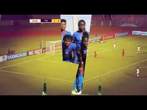 Haiti U20 2018 woman world cup video