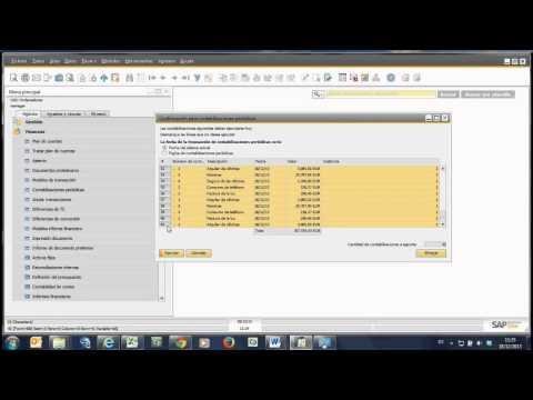 Ejecutar informes de impuestos en SAP Business One de YouTube · Duração:  1 minutos 46 segundos