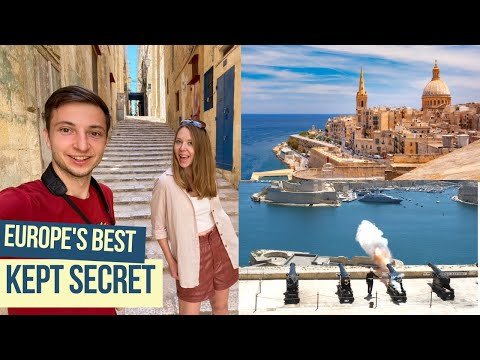 Valletta Travel Guide 2021: Your Next Best Vacation