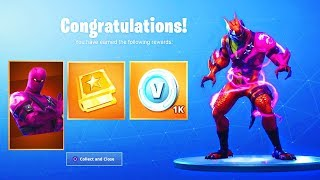 Comment débloquer MAX HYBRID SKIN dans Fortnite Saison 8! (FASTEST WAY to Get NEW Maxed Dragon Skin)