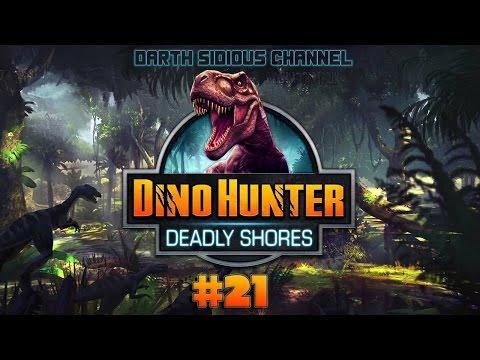 Dino Hunter Deadly Shores (Полное русское прохождение) - Эпизод 21||Регион 7: Серия дробовиков
