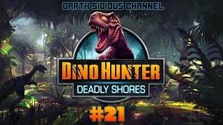 Dino Hunter Deadly Shores (Полное русское прохождение) - Эпизод 21  Регион 7: Серия дробовиков