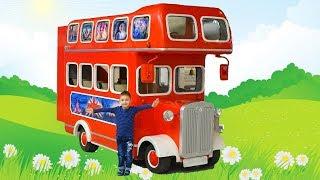Детская Песенка The Wheels On The Bus