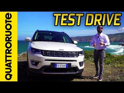 Jeep Compass Limited 2017: prova su strada | Quattroruote