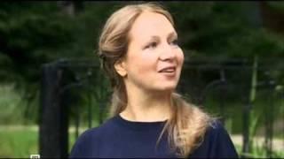 И.  Лагутин и Вера Фалютинская в Закон и порядок 3, 2009г.