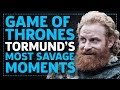 Game Of Thrones: Tormund's Most Savage Moments - Jon Snow, Brienne, And More!