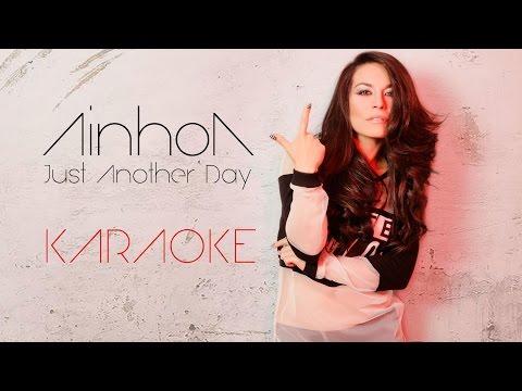 Ainhoa - Just Another Day - Karaoke