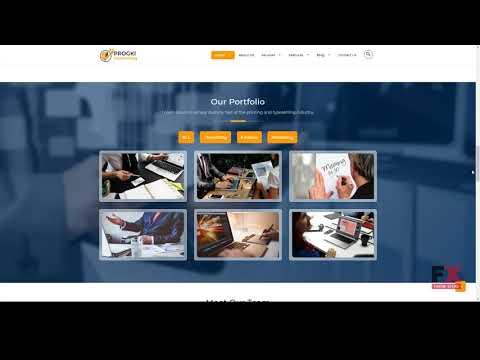 PROGK I Consulting HTML Responsive        Hedley Lutfi