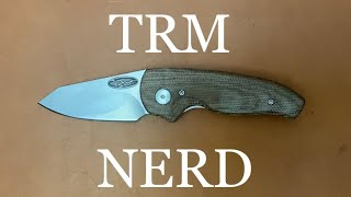 TRM Nerd small but mighty, Made in the USA 🇺🇸