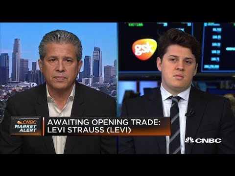 Expert: Levi Strauss has been smart to keep itself in the conversation