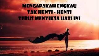 Repeat youtube video Stings - Sebak ~ Lirik