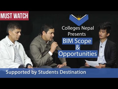 BIM Students Must See, Scope and Opportunities, Bachelor in