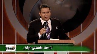 ¡Algo grande viene! Pastor Javier Bertucci (Domingo 11-10-2015)