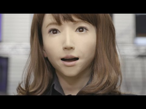 Japan dating robot